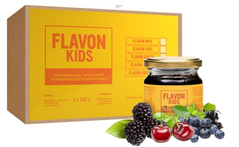 Flavon kids (carton)