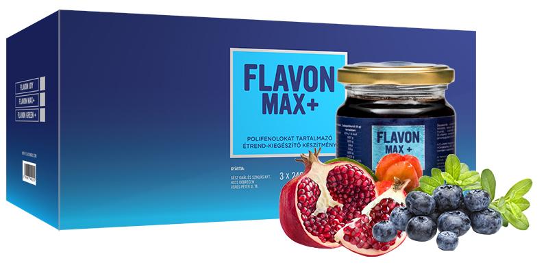 Flavon Max + (carton)