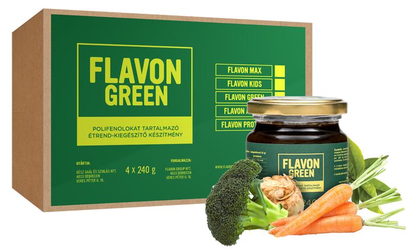 Flavon Green (carton)