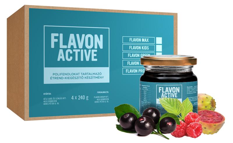 Flavon Active (carton)