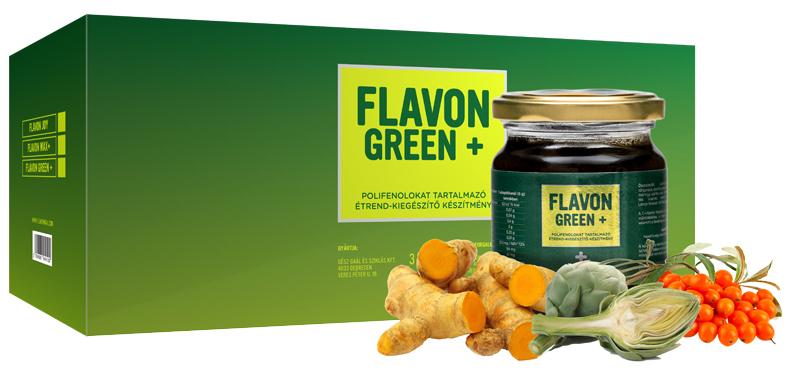 Flavon Green + (carton)
