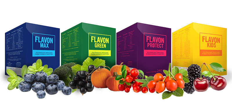 Flavon Family Pack