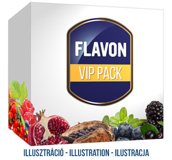 VIP pack (8 cartons from Flavon product line chosen by you)