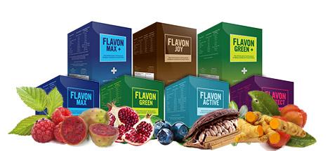 Flavon Vital pack