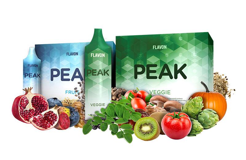 Flavon PEAK Fruit & Veggie (60 sachets)